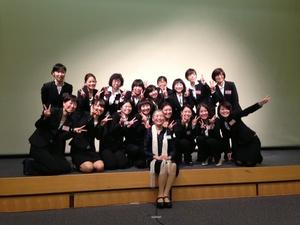 JOKANスクール修了式